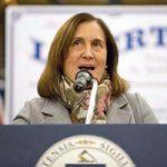 Massachusetts State Treasurer Deborah Goldberg