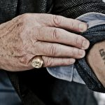 Israel Arbeiter was sent to Auschwitz, where he had the designation A-18651 tattooed on his left arm.