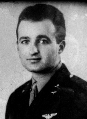 Over 70 years ago Bernard Lipsky died in a plane crash over eastern France. The details of that crash were unknown to his family until the summer of 2015.