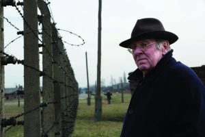 """Tom Wilkinson in """"Denial,"""" a film which litigates the legitimacy of the Holocaust."""