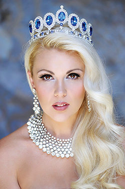 Anna Svetchnikov is the reigning Mrs. Massachusetts Universal 2017. She was named in September, winning in competition with about 20 other women.