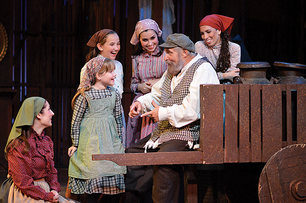 Tevye And His Daughters Jewish Journal