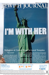 Jewish Journal 02/09/2017