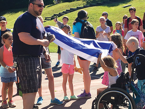 The JCC expects its inclusion camp will open in July.