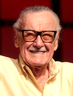 Stan Lee in 2014. Photo by Gage Skidmore/Wikipedia