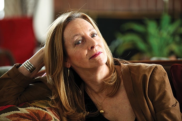 Jamie Bernstein will speak about her famous father at Temple Emanu-El in Marblehead.