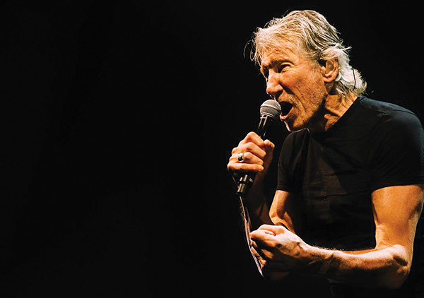Roger Waters will lead a BDS panel at UMass-Amherst on May 4.