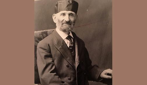Rev. Friedel Liftman