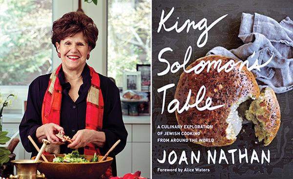 Joan Nathan. Photo by Gabriela Herman