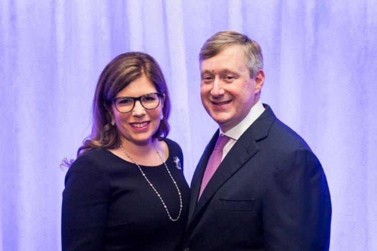 Dena Boronkay Rashes and Michael Rashes