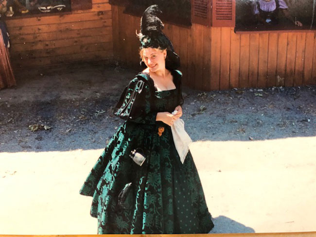 "Jamie Denbo created ""American Princess,"" a Renaissance fair sitcom that will debut June 2 on Lifetime."