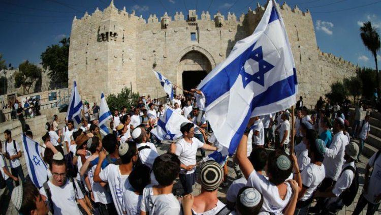 Israel celebrates its 71st birthday.
