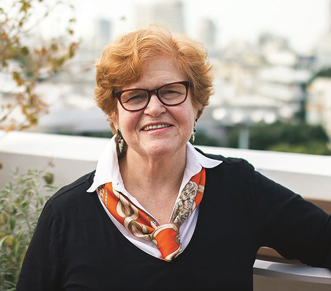 Deborah E. Lipstadt will be the commencement speaker at Brandeis on May 19.