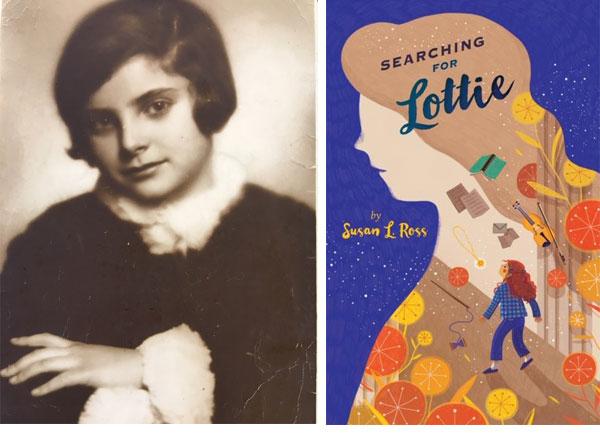 """Charlotte """"Lottie"""" Kulka died in the Holocaust."""