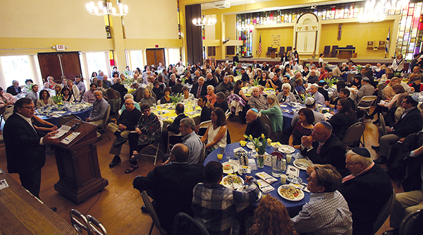 The Jewish Journal will host its third annual Menschions and Mimosas Gala Fundraiser at Temple Ner Tamid in Peabody.