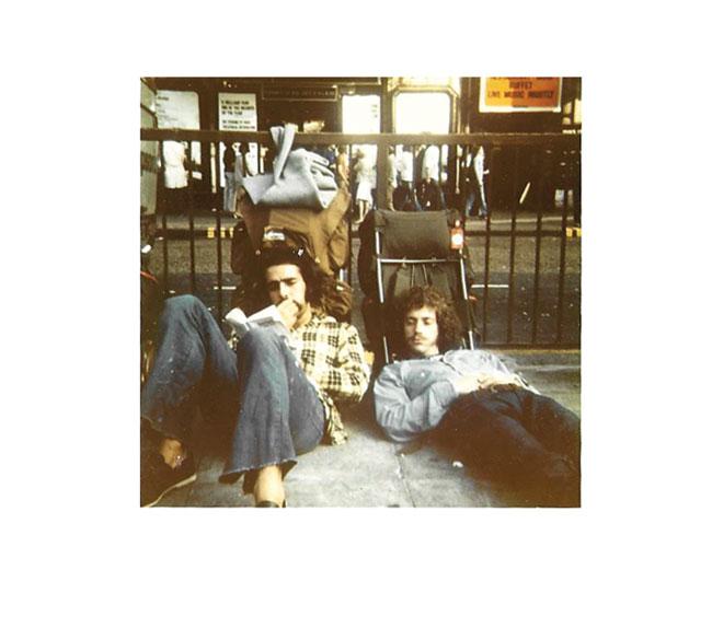 Gene and Joe attended Woodstock in 1969.