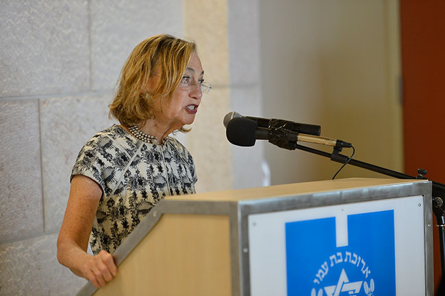 Janice Weinman, CEO of Hadassah Women's Zionist Organization of America, will speak in Swampscott on Aug. 13.