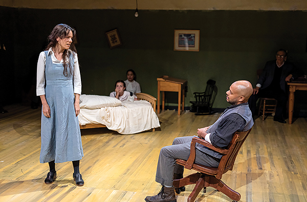 Witch hunt continues to stalk us in Arthur Miller's 'The Crucible.' Photo: Nile Scott Studios