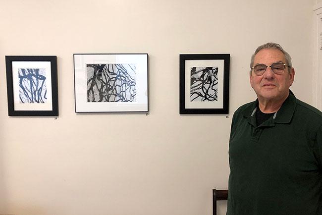 Stephen Levin's photo exhibit runs through Dec. 7 at Reach Arts in Swampscott.