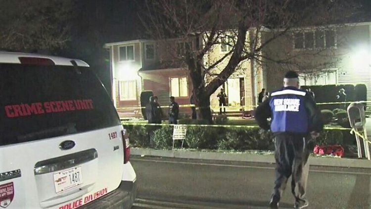 Five Jews were stabbed last Saturday night as they lit the Hanukkah menorah in Monsey, N.Y.
