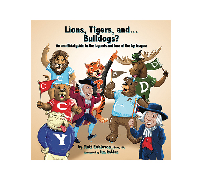 """""""Lions, Tigers, and … Bulldogs?"""" by Matt Robinson"""
