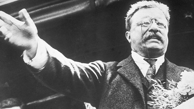 Theodore Roosevelt tied Passover to freedom even as he tied Passover to Abraham Lincoln – an implicit connection between Passover and the American passage.
