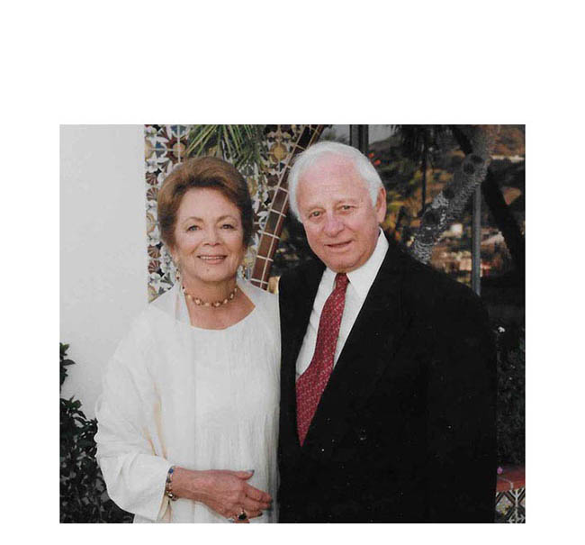 """Ben and Lois Barr were married in 1951. """"He read her poetry and wrote her romantic letters,"""" writes their son, Adam."""