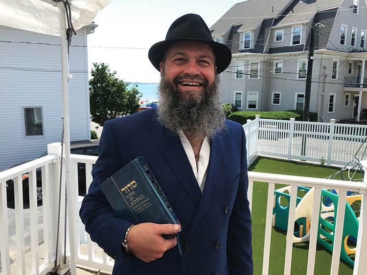 Rabbi Yossi Lipsker