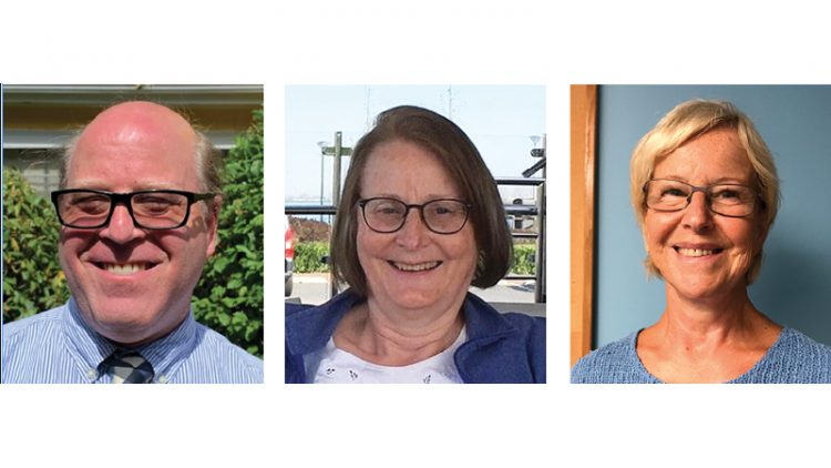 Ethan M. Forman, Anne Waymouth and Linda Smidt