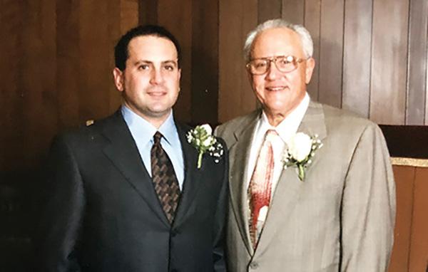 David and Ira Rosenberg