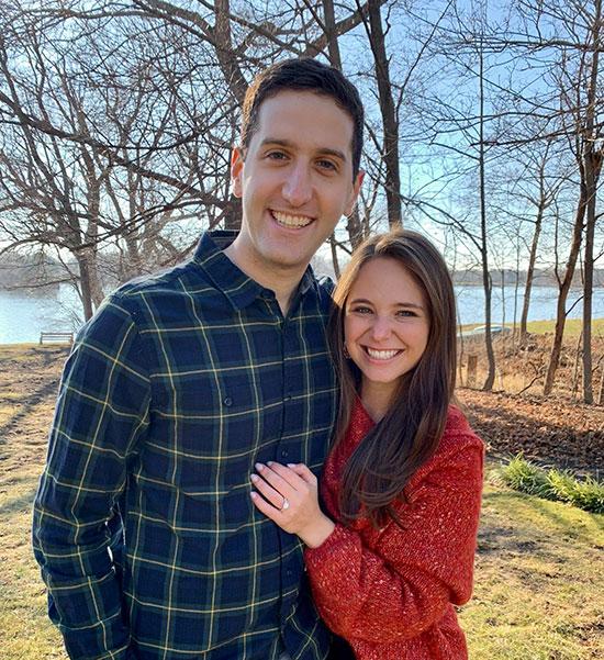 Brett Alexander Ponn and Hannah Belle Solomon