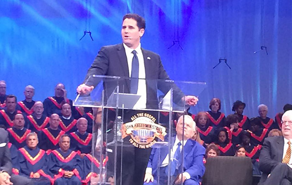 """""""People have to understand that the backbone of Israel's support in the United States is the evangelical Christians,"""" Ron Dermer said this spring."""